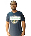Mgmptmkkbp01 Mithila Painting Of Purain On T Shirt