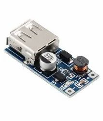 Single Phase Dc-dc Converter Step Up Boost Module 600ma Usb Charger 0.9v-5v To 5v