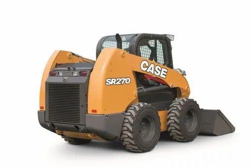 CASE SR270 Skid Steer Loader, 3681 kg