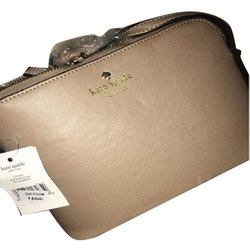 Brown Promotional Leather Ladies Bag