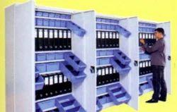 Shelving Unit For Bins Files