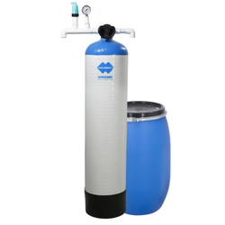 blue mount harmony manual water softener 2000 top mount - Water Softener Price