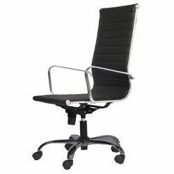 Fonzel Lucida High Back Ergonomic Leatherette Chair