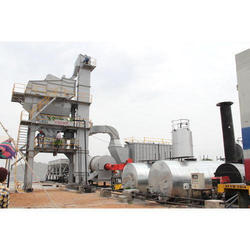 Apollo Stationary Asphalt Batch Mix Plant