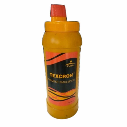 Pidilite Texcron Pigment 1 Kg Packaging Type Bottle Id 19805684948