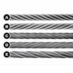 Polished Galvanized Iron Wire Rope