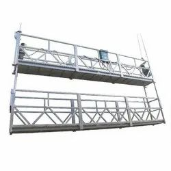 Double Deck Suspended Platform For Facade Work