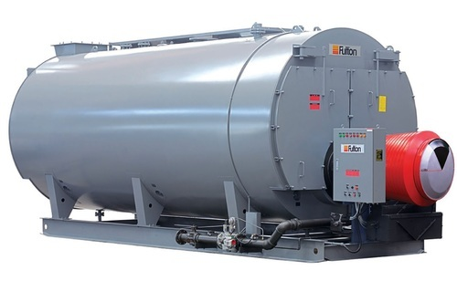 Water Tube Steam Boiler at Rs 1000000 /unit | Water Tube Boilers ...
