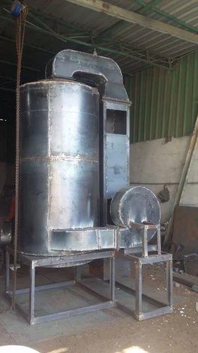 Wood Fired Hot Air Blower