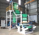 LLDPE Mono Layer Blown Film Extrusion Plant-INDIA