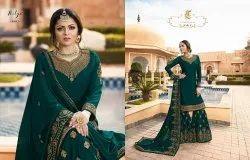 Pakistani Design Palazzo Suit
