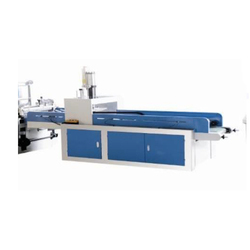 U and W Cut Bag Punching Machine
