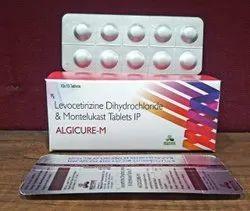 Levocetirizine Dihydrochloride And Montelukast Tablets IP