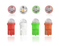 Automotive LED Indication Two Wheeler Bulb with Lens