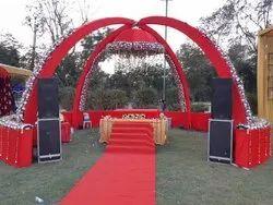 Modern Revolving Varmala Stage