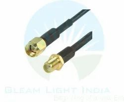 RF Cable Assemblies SMA Female to SMA Male in LMR300