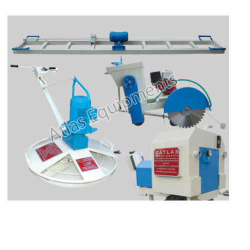 Vacuum Dewatering System Groove Cutting Machine