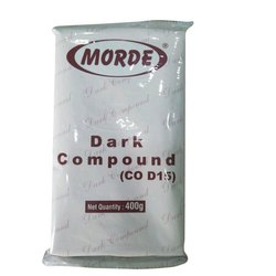 Morde Bar Dark Compound Chocolate Slab