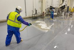 Factory Sanitization Services