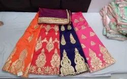 Party Wear Embroidery Designer Lehnga, 16 40