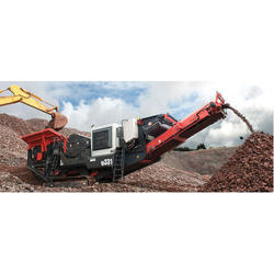 Sandvik Mobile Jaw Crushers