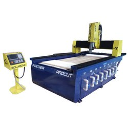 CNC 3 Axis Servo Router Machine