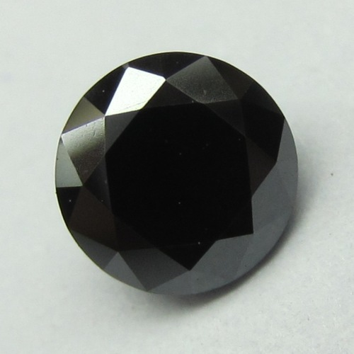 Certified Black Diamond 10 39 Carat 12 88 Mm Gia