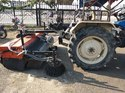 Hindustan Hydraulic Road Sweeper With Bucket And Side Brush System