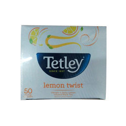 Tetley Lemon Twist Tea Bag