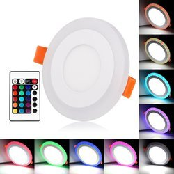 LED Colour Panel Light