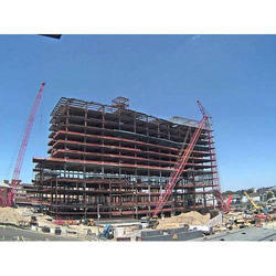 Concrete Frame Structures Hospital Construction Service, Waterproofing System