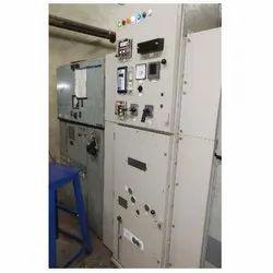 Mild Steel Switchgear Panel