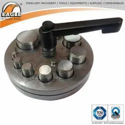 Disc Cutter Round 10 Punch