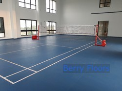 Berry Topflex Synthetic Flooring