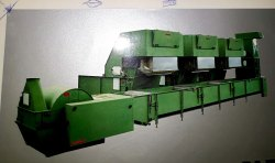 Fibre Blender, Capacity: 200 To1000 Kg Per Hour, Model Name/Number: Mm Dpb