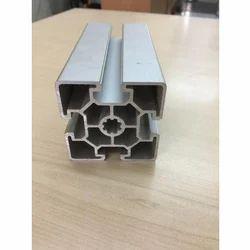 Square 60 x 60 mm Aluminium Profile Channel, For Industrial