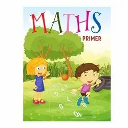 4-6 Years Old English Maths Primer, Class: Kg, 2020