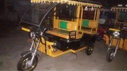 e rickshaw with alloy rim