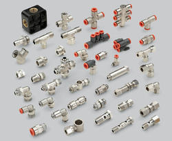 PU PUSH FIT FITTINGS