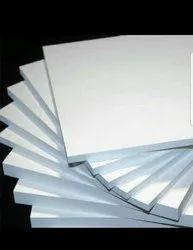 Plain PVC Foam Board, Thickness: 6mm, Size: 8x4