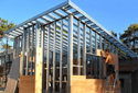 Pre Fab Multi Storey Steel Building System