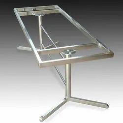 SS Dinning Table Frame, For Hotel