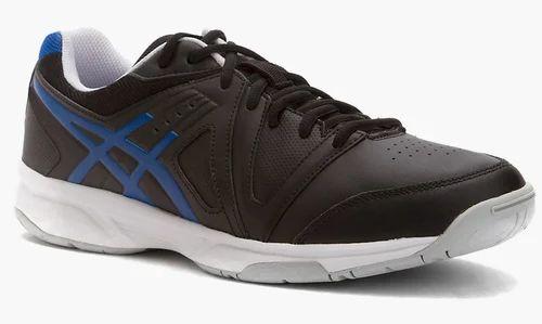 Blackjet Blue Gel Gamepoint Tennis Shoes For Men