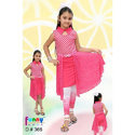 Kids Long Top With Legging