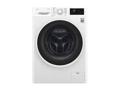 LG F4J6TGP0W Washer Dryer, Touch Panel, Front Load Washing Machine
