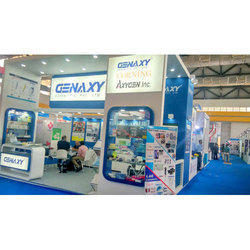 Medical Exhibition Stall