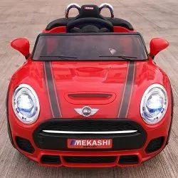 Battery Red Ride On Car For Kids, Model Name/Number: MKS-001, 2.4ghz Remote