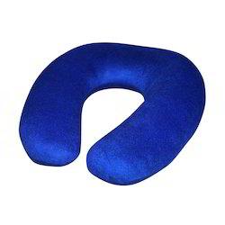 Blue Velvet Travel Pillow