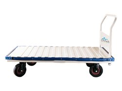 Single Handle Platform Trolley
