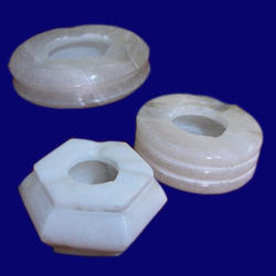 Three Set Of Marble Ashtray